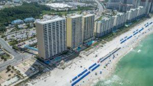 Condominium rental Panama City Beach Florida