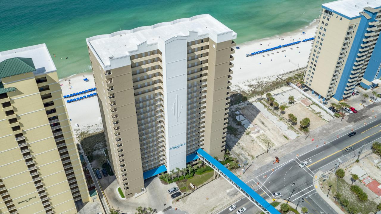 Condominium rental Panama City Beach Florida