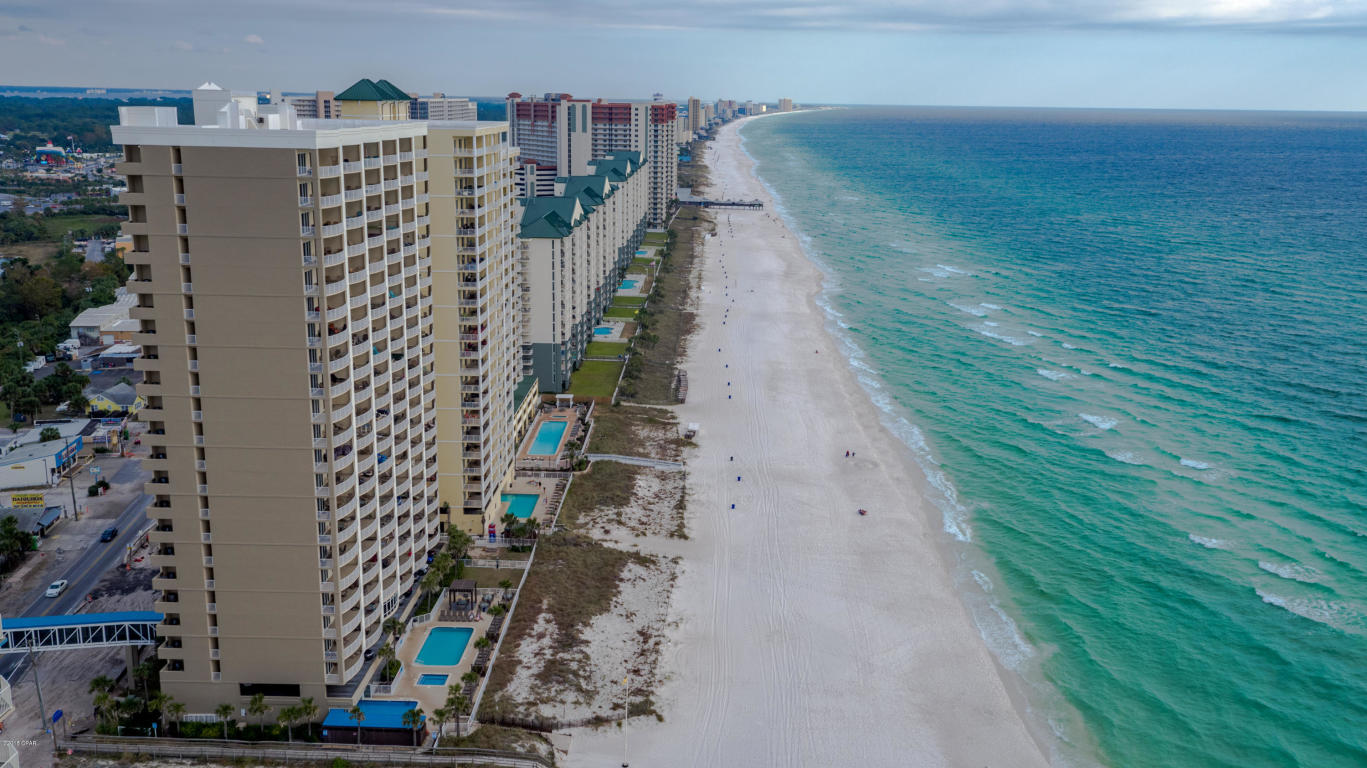 Beach Front Condo Rental Panama City Beach Florida