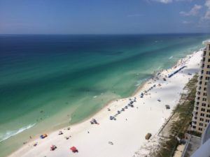 Beach Front Condo Rental Panama City Beach Florida by owner